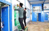 انطلاق حملة تطوعية في كلية الهندسة لادامة الاجهزة المختبرية في مختبرات قسم الهندسة المدنية