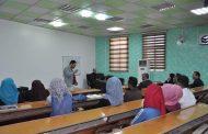 كلية التمريض في جامعة القادسية تنظم سمنار بعنوان (مرضى الثلاسيميا ومضاعفاته )