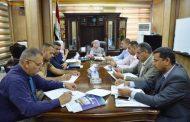 لجنة تنفيذ البرنامج الحكومي في جامعة القادسية تعقد اجتماعا لمناقشة اهم المواضيع التي تتعلق بألية تنفيذ  البرنامج