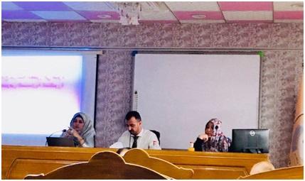 كلية الاثار في جامعة القادسية تقيم حلقة نقاشية عن ( نماذج لدراسة العطور في ضوء النصوص المسمارية )