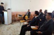 كلية الزراعة في جامعة القادسية تقيم سيمنار لطلبة الدراسات العليا