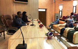 كلية العلوم في جامعة القادسية تقيم محاضرة توعوية لطالبات قسم علوم الحياة بعنوان ((بناء الذات))
