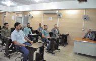 كلية الهندسة في جامعة القادسية تقيم دورة علمية حول تكنلوجيا المحاكاة الحاسوبية