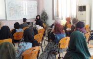 كلية التمريض في جامعة القادسية تنظم حلقة نقاشية عن مخاطر شبكات التواصل الاجتماعي