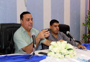 كلية الطب البيطري في جامعة القادسية تقيم ورشة علمية حول حق التعليم في التشريع العراقي