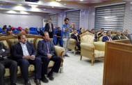 كلية الآثار تقيم حفلاً بمناسبة الذكرى السنوية لتأسيس جامعة القادسية