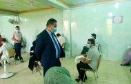 كلية الآثار في جامعة القادسية تؤدي الامتحانات الحضورية