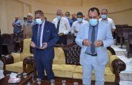 كلية الاداب بجامعة القادسية تقيم حفلاً تأبينياً في رثاء فقيدها الراحل الاستاذ الدكتور نجم الفحام