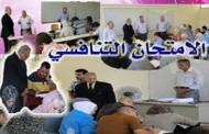 استطلاع السيدالعميد (أ.م .د هشام محمد البيرماني ) على قاعات الدراسات العليا ومختبرات الحاسوب