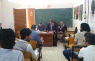 قسم الفنون المسرحية في كلية الفنون الجميلة بجامعة القادسية تناقش (13) بحثاً لطلبة المرحلة الرابعة
