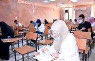 بدء الامتحانات الحضورية للدراسات الاولية