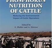 كتاب Nitrogen and Phosphorus Nutrition of Cattle