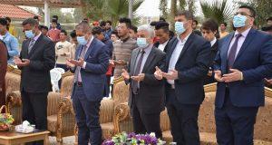 كلية التربية البدنية وعلوم الرياضة في جامعة القادسية تقيم مهرجان ربيع الشهادة الاول استذكارا لأرواح شهداء العراق