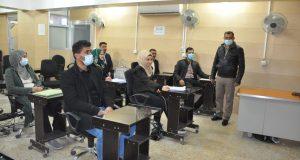 كلية الهندسة في جامعة القادسية تنظم ندوة علمية حول اضرار التدخين في ظل جائحة كورونا