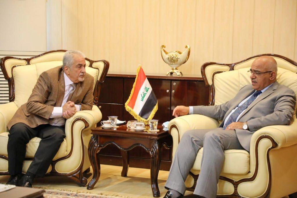 وزير التعليم يستقبل رئيس جامعة عمان الأهلية ويتفقان على التعاون الأكاديمي وتبادل المنح الدراسية
