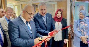 وزير التعليم يفتتح معرض النتاجات العلمية في جامعة بغداد